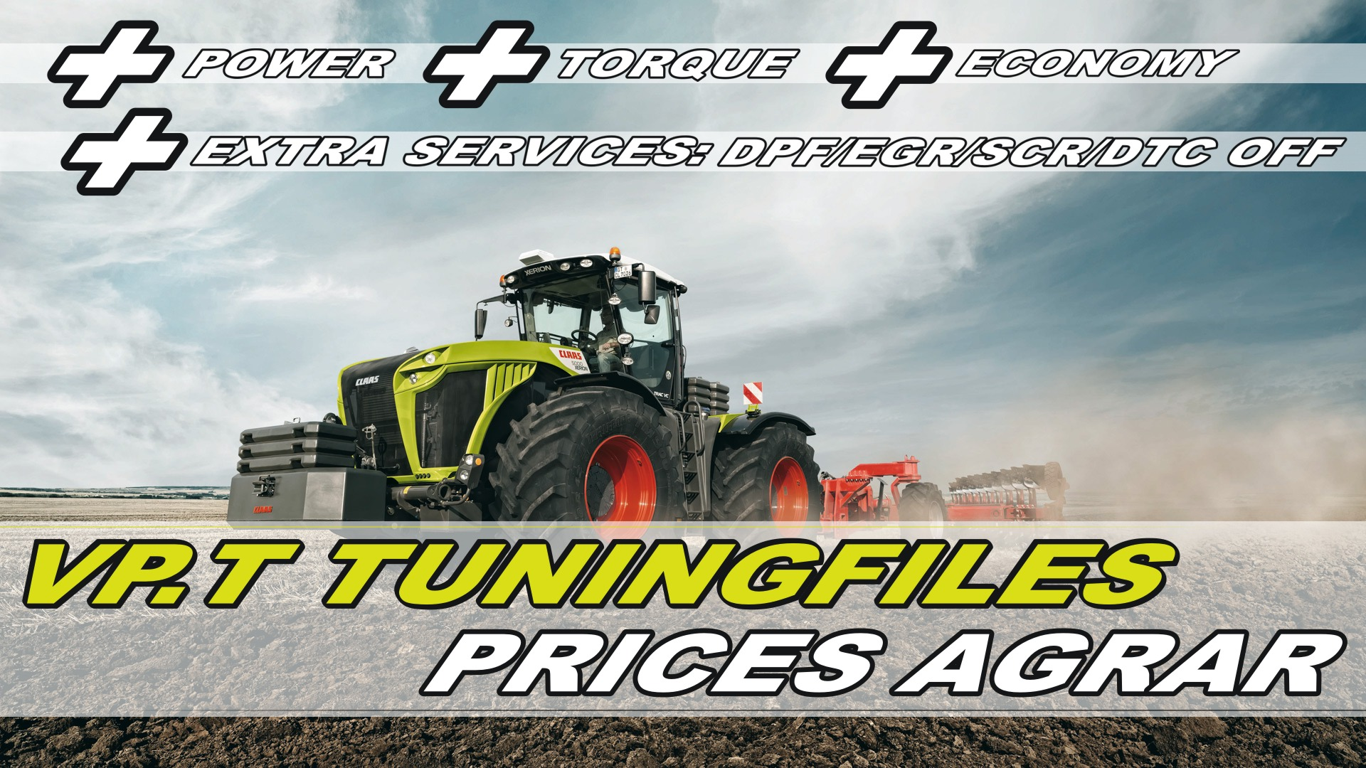 VP T Engineering - PRICES for agrar tuning and delete files