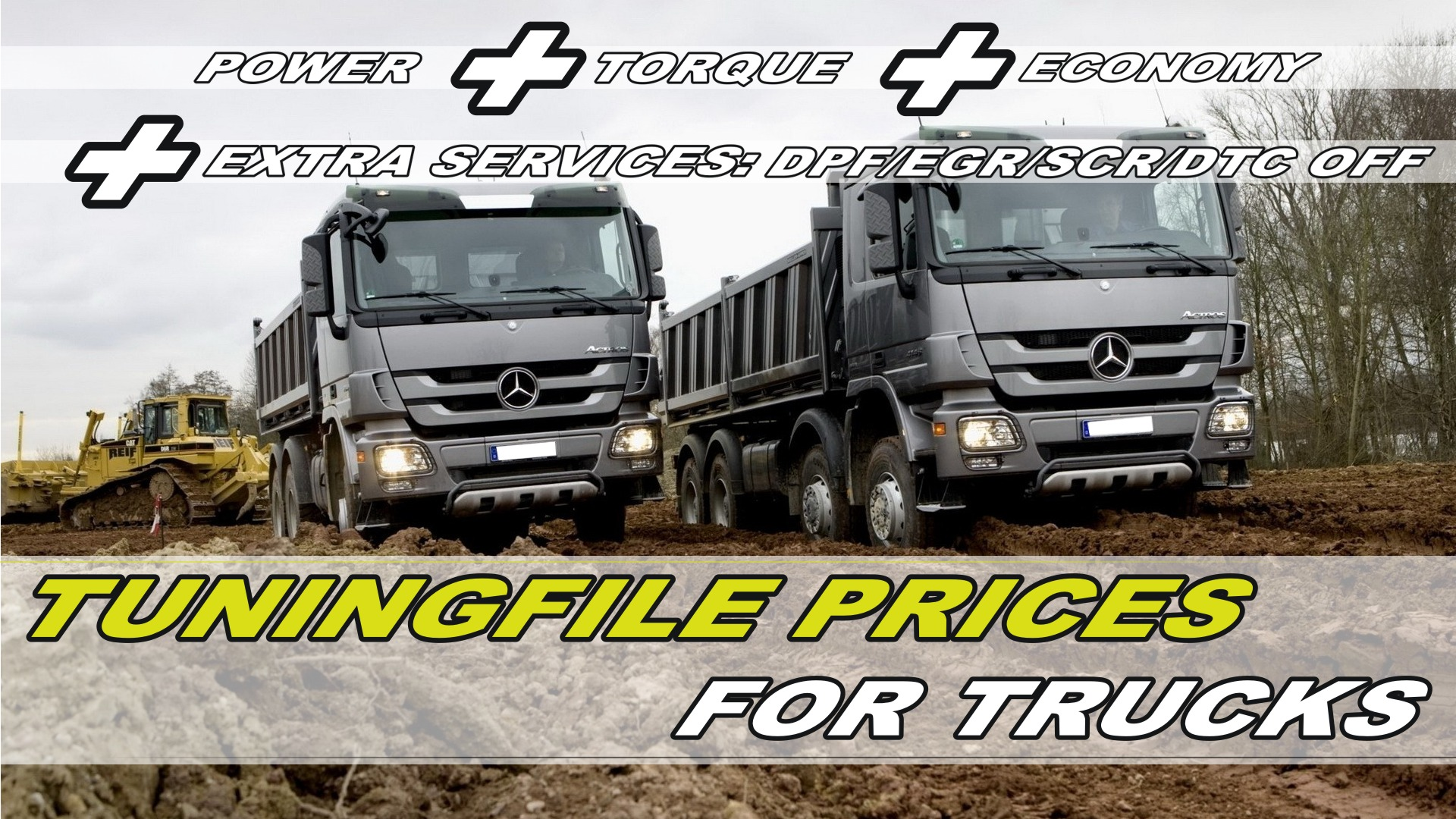 VP T Engineering - PRICES for truck tuning and delete files